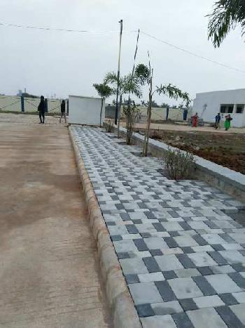 Plot for sale in Abhanpur