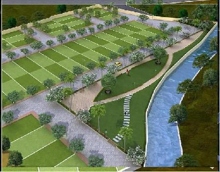 Investment plot for sale in bilaspur road
