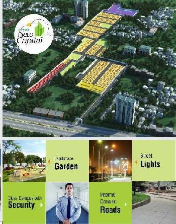 Developed plot for sale in Vidhansabha road