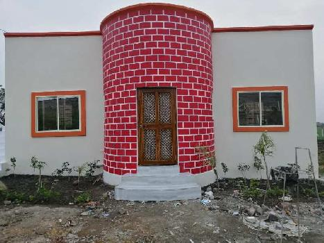 Residentioal faram house