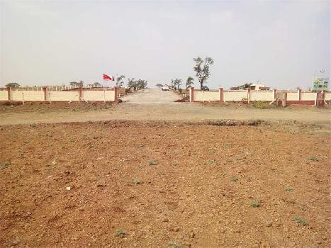 2000 Sq.ft. Residential Plot for Sale in Karegaon Road, Parbhani