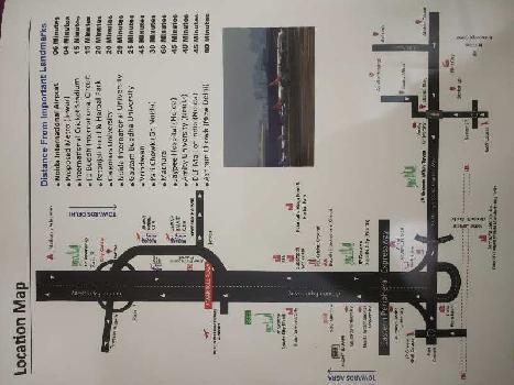 100 Sq.ft. Residential Plot for Sale in Jewar, Gautam Buddha Nagar