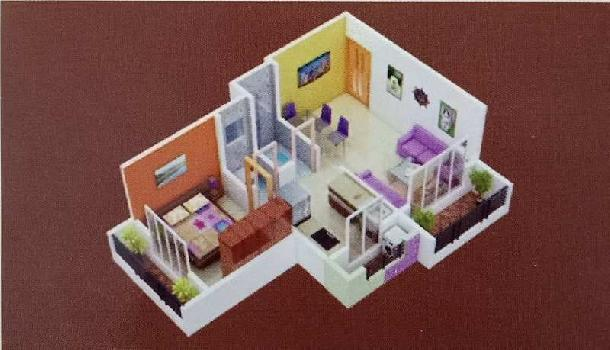 1 BHK Flats & Apartments for Sale in Virar East, Virar