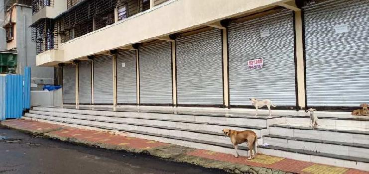 200 Sq.ft. Commercial Shops for Sale in Virar West, Mumbai