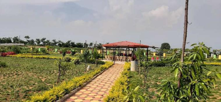 Open plot at kothur