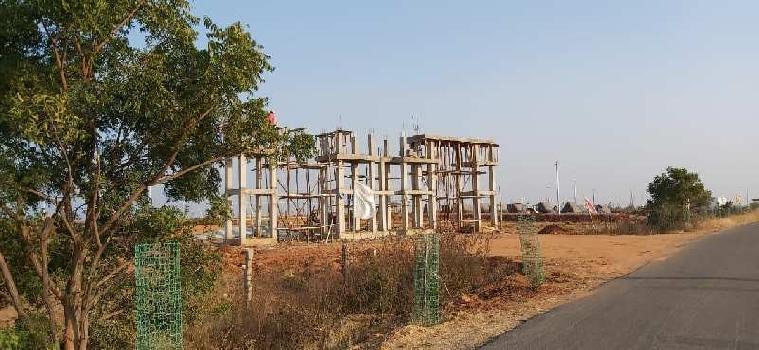 Open plots in sangareddy