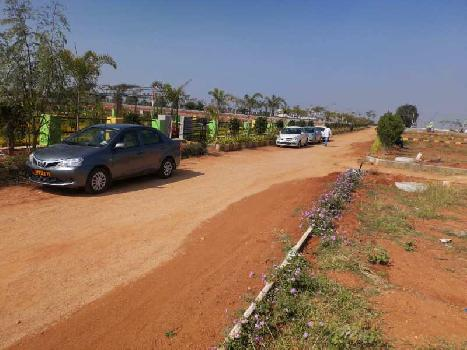 Plots at sangareddy