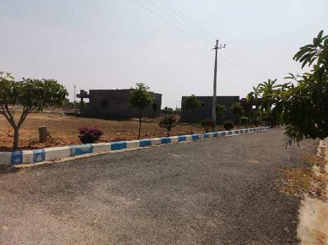 Plot for sale in kothur
