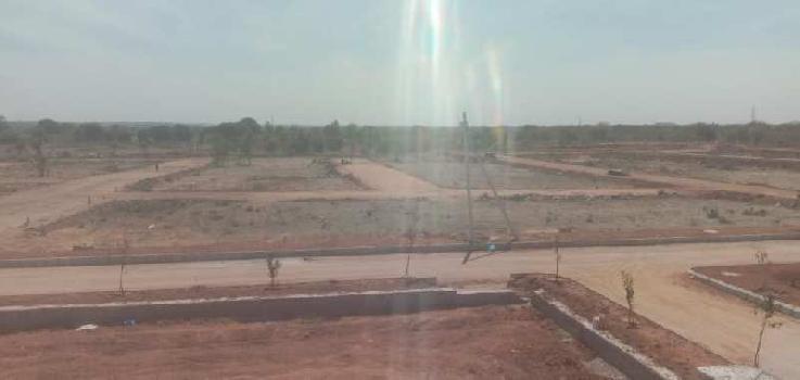 Plots at maheshwaram