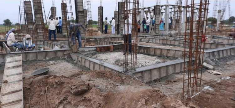 House for sale at Isnapur