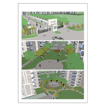 3 BHK Flat For Sale In PR-7 Road, Mohali