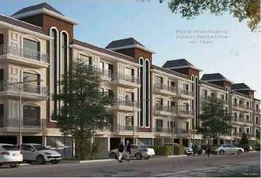 250GAJ 3+1 BHK Flat Avalable in New Chandigarh