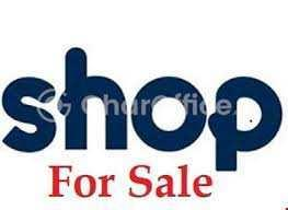 10X30 Built-up Shop Grund with Besment VIP Road Zirakpur