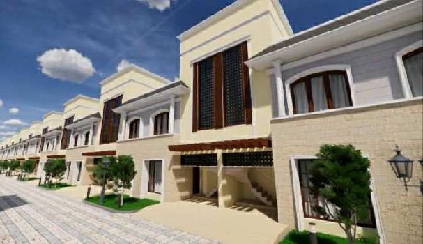 112GAJ Independent Villas available in gated society Kharar Mohali