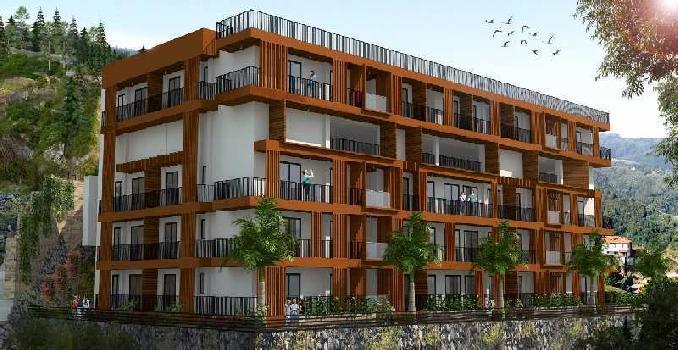 574sqft Studio Apartment in Hill Shimla (Himanchal)