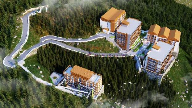 3BHK Flat in Queen of Hills Shimla Himachal Pradesh