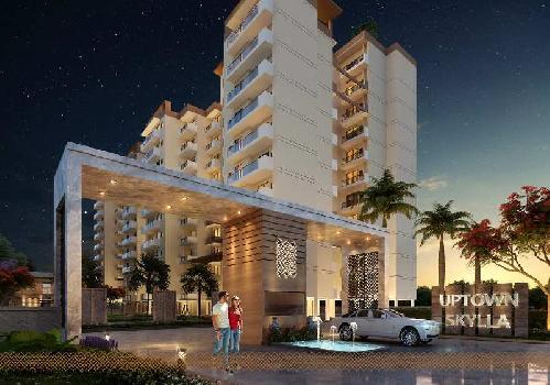 3BHK flat for sale on Airport Road Zirakpur
