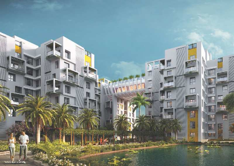 2 BHK Flats & Apartments for Sale in Picnic Garden Road, Kolkata