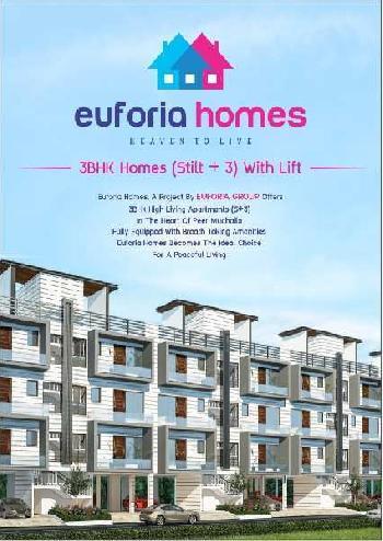 EUFORIA HOMES