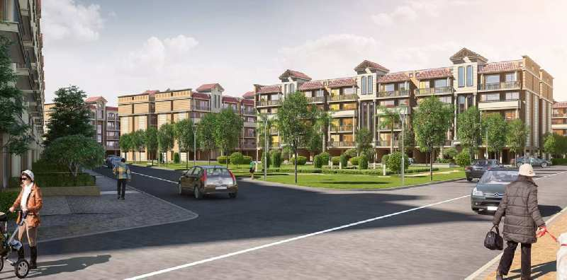 3 BHK Flats & Apartments for Sale in Airport Road, Zirakpur