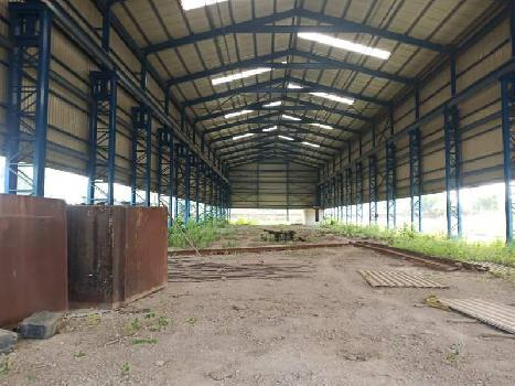 Warehouse For Lease At Taloja Midc