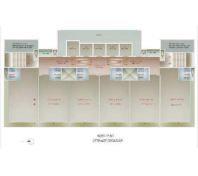 Office for Lease opp Turbhe Station