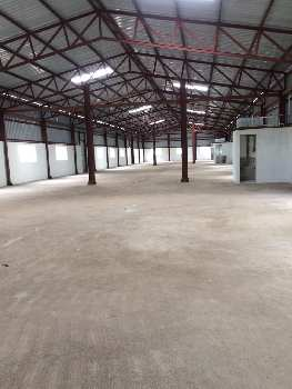 Warehouse For Lease At Turbhe Midc, Navi Mumbai