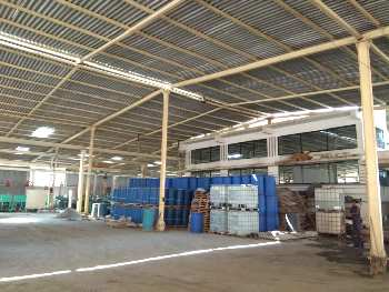 warehouse  for lease at ambernath in chemical zone