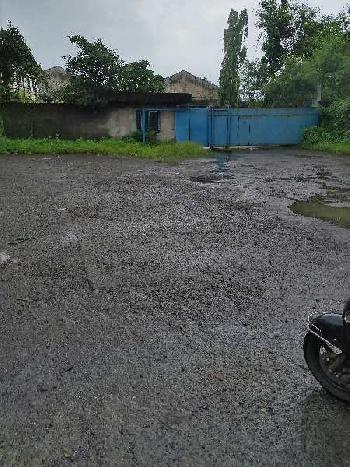 Industrial Shed and Land for Sale at Khopoli