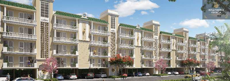 3 BHK Flats & Apartments for Sale in Gazipur Road, Zirakpur