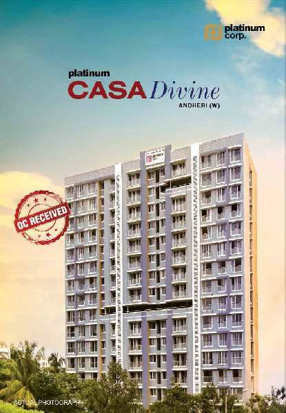 1 BHK Flats & Apartments for Sale in Andheri West, Mumbai