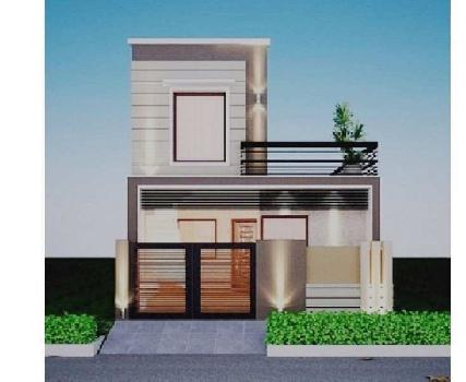 Single storied house 2 bhk for sale in amrit vihar