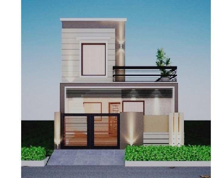 Single storied house 2 bhk for sale in amrit vihar