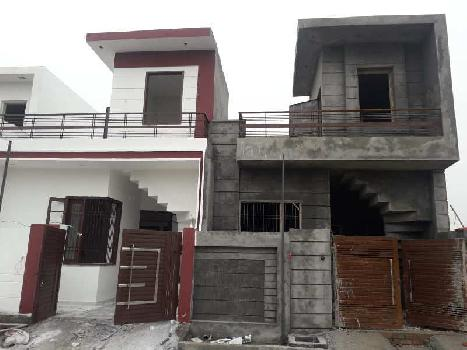 North East Corner 2Bhk House 19.50 Lac only