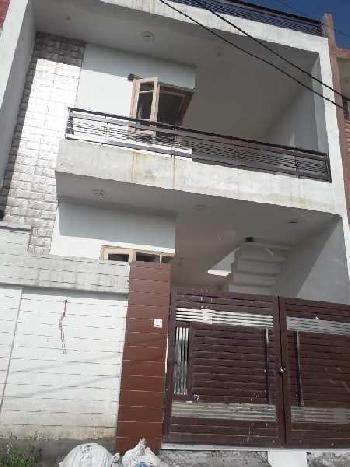 3 bhk double storied house in kalia colony phase-ll for sale