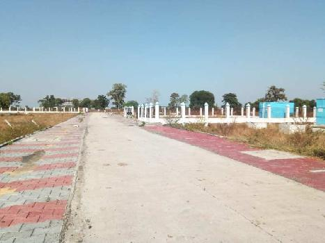 1000 Sq.ft. Residential Plot for Sale in Jamtha, Nagpur