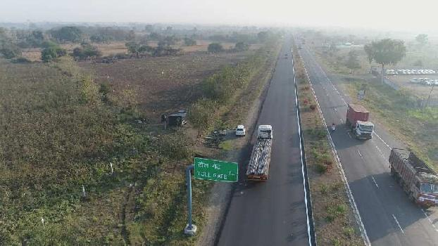 Residential plot in Jamtha  Outer ring road touch