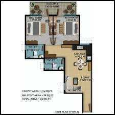 2 BHK Flats & Apartments for Sale in Sector 69, Gurgaon
