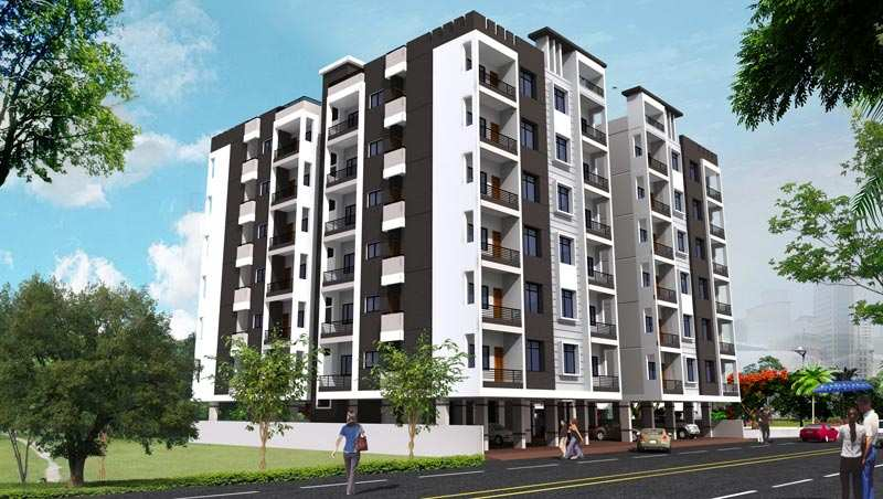 Residential Project for 2 BHK Flats in Nirjanpur,Area, Indore
