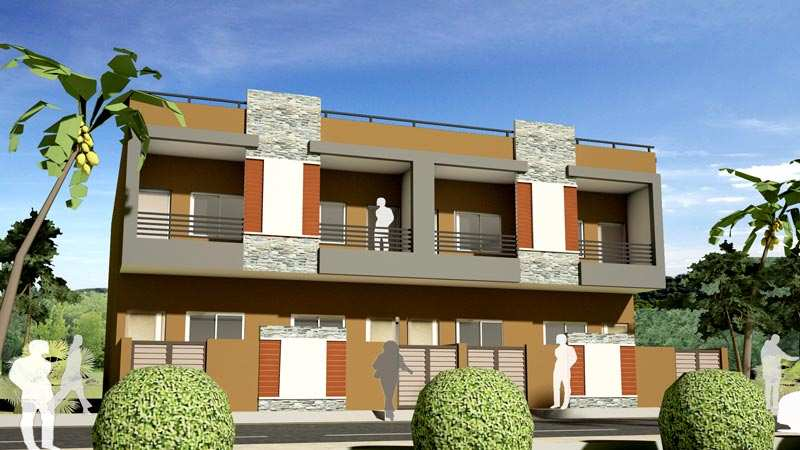 3 Bhk Row House / 3 Bhk Villas in Indore / Villas in Indore / House / Bungalow