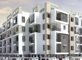 Newly Built 2 BHK Flat For Sale in Indore