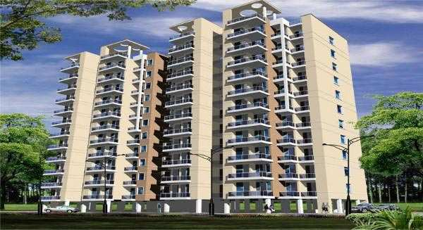 Semi Furnished 2 BHK Flat For Sale at Indore