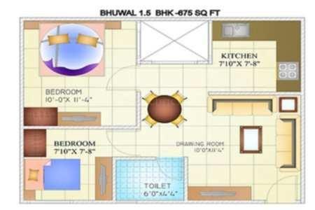 Available Flat At Indore