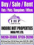 Residential Plot for Sale in Ashish Nagar, Indore