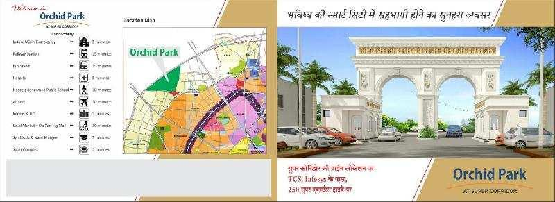 Residential Plot for Sale in Super Corridor, Indore