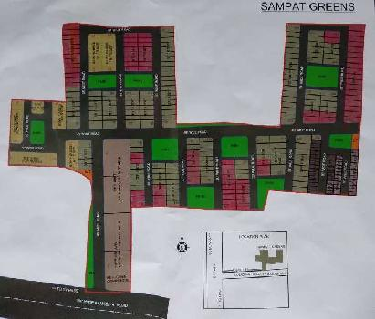 Residential Plot for Sale in Kanadia Road, Indore