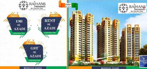 3 BHK Flats & Apartments for Sale in Techzone 4, Greater Noida