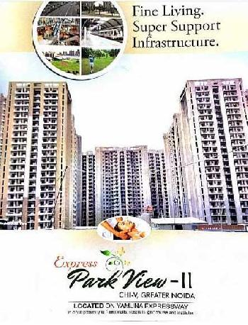 1494 Sq.ft. Flats & Apartments for Sale in Yamuna Expressway, Greater Noida