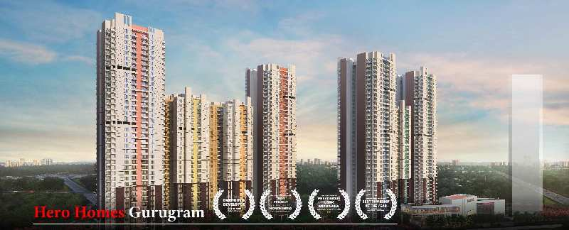 2 BHK Flats & Apartments for Sale in Dwarka Expressway, Gurgaon