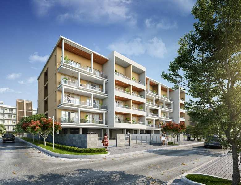 3 BHK Flats & Apartments for Sale in Sector 63, Gurgaon